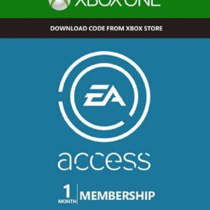 EA ACCESS 1 AY (XBOX ONE / GLOBAL CD KEY )