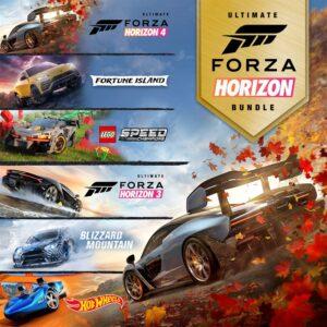 Forza Horizon 4 + Forza 3 Ultimate XBOX / PC CD KEY