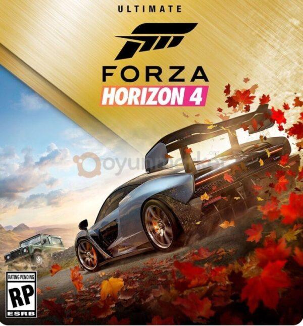 Forza Horizon 4 Satın Al (AutoActivation) En Ucuz Fiyat