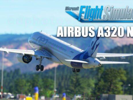 MSFS A320neo Modu