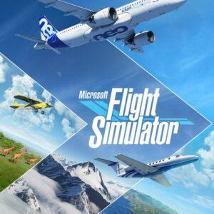 Microsoft Flight Simulator Standart CD KEY + Premium Hediye (Windows 10)