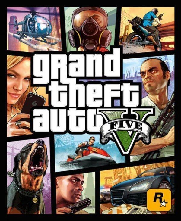GRAND THEFT AUTO V (GTA 5) CD KEY + HEDİYE