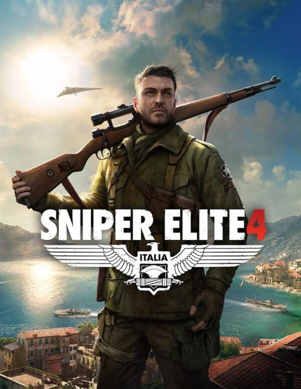 Sniper Elite 4 Steam Key Al En Ucuz Fiyat + Forza Horizon 4