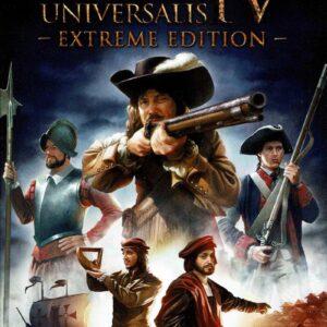 Europa Universalis IV (Digital Extreme Edition) Steam Key