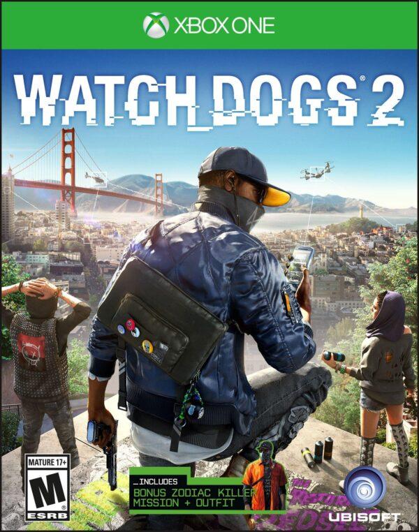 Watch Dogs 2 (Xbox One) Xbox Live Key