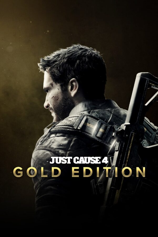 Just Cause 4 (Gold Edition) Steam Key