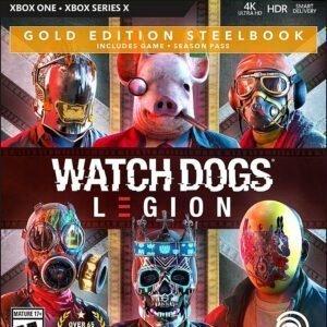 Watch Dogs: Legion Gold Edition (Xbox One) Xbox Live Key