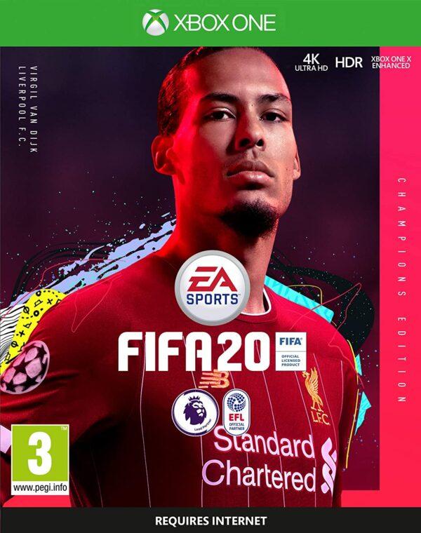 FIFA 20 Champions Edition (Xbox One) Xbox Live Key
