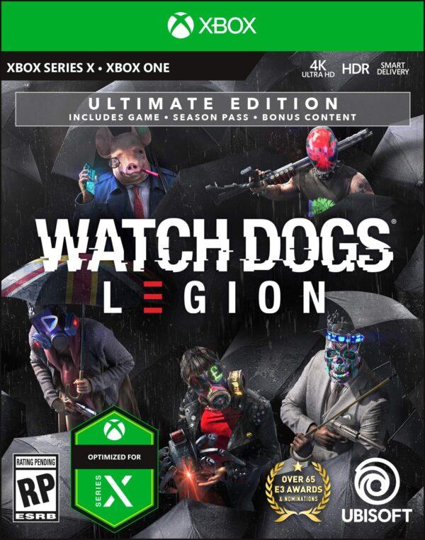 Watch Dogs: Legion Ultimate Edition (Xbox One) Xbox Live Key