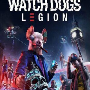 Watch Dogs: Legion (Xbox One) Xbox Live Key