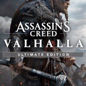 Assassin's Creed Valhalla Ultimate +Otomatik Aktivasyon + Çevrimdişi